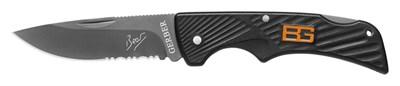 Складной нож Gerber Bear Grylls Compact Scout 31-000760 1